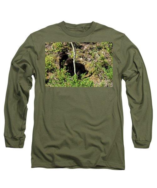 Twin Power Long Sleeve T-Shirt