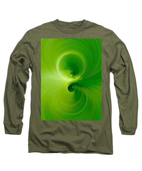 Twist Long Sleeve T-Shirt by Andre Brands