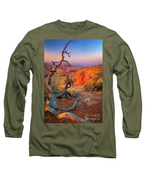 Twisted Remnant Long Sleeve T-Shirt