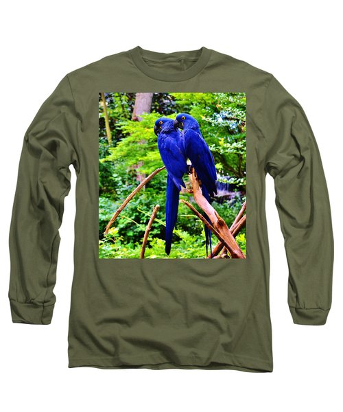 Two Birds Of A Feather Long Sleeve T-Shirt