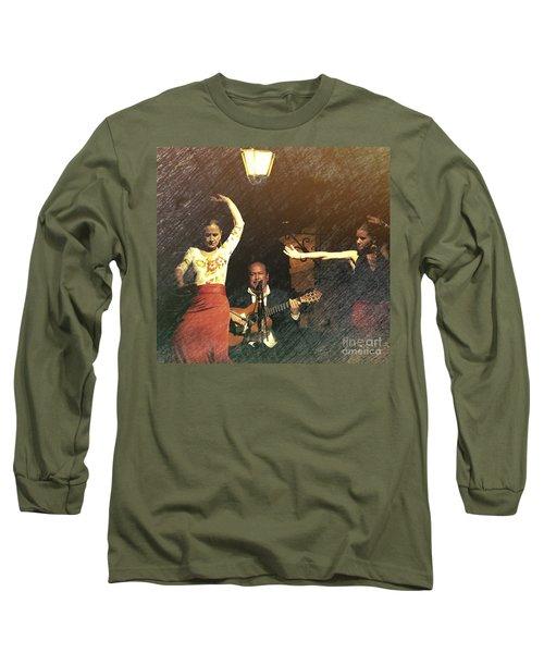 Two For Flamenco Long Sleeve T-Shirt