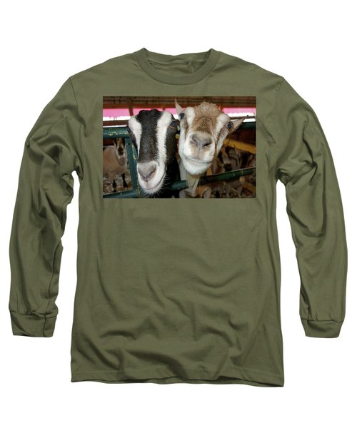 Two Goats Long Sleeve T-Shirt