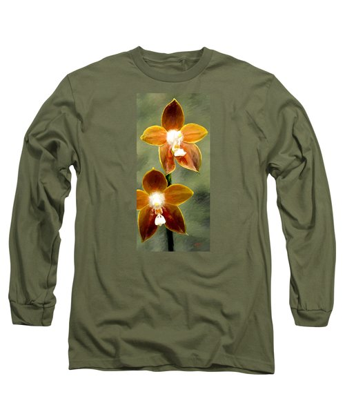 Two Of Us Long Sleeve T-Shirt by James Shepherd