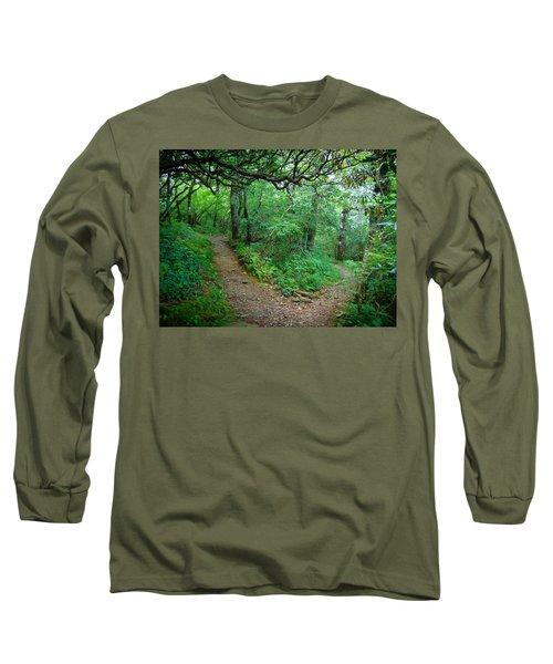 U-turn Long Sleeve T-Shirt