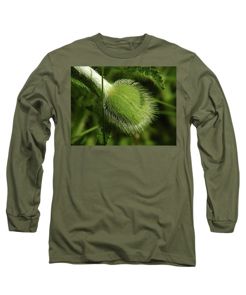 Unborn Poppy Long Sleeve T-Shirt