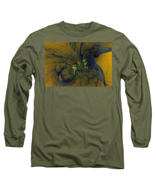 Uncertainty Suppression Long Sleeve T-Shirt