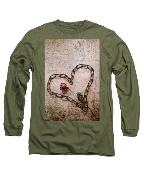 Unchain My Heart Long Sleeve T-Shirt