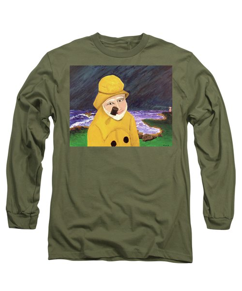 Uncle Bunk Long Sleeve T-Shirt by Thomas Blood