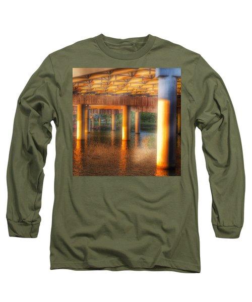 Under The Boardwalk Long Sleeve T-Shirt