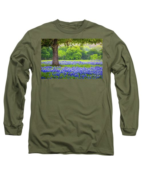 Under The Tree Long Sleeve T-Shirt