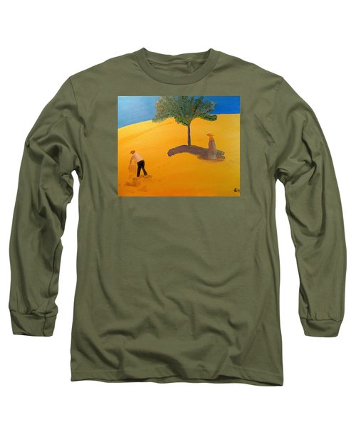 Under The Tuscan Sun Long Sleeve T-Shirt by Bill OConnor