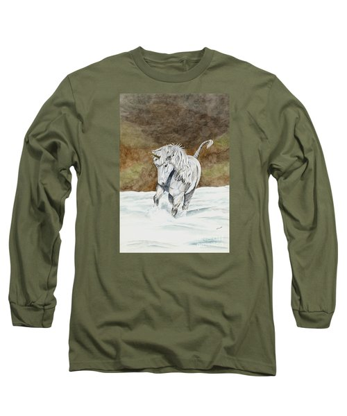 Unicorn Icelandic Long Sleeve T-Shirt