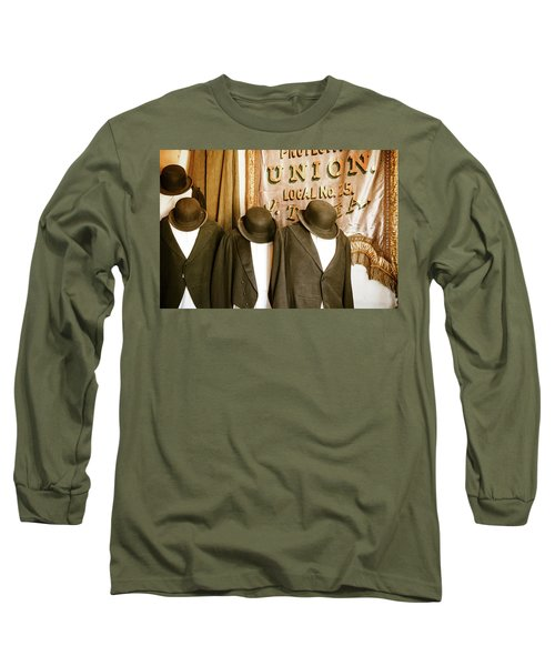 Union Vintage Clothing Long Sleeve T-Shirt by Steven Bateson