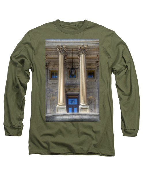 United States Capitol - House Of Representatives  Long Sleeve T-Shirt