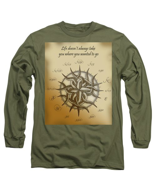 Unpredictable Journey Long Sleeve T-Shirt