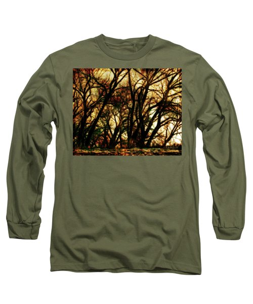 Unquenched Thirst Long Sleeve T-Shirt