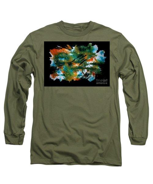 Untitled-106 Long Sleeve T-Shirt