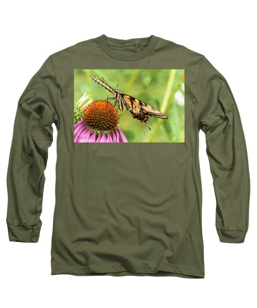 Untitled Butterfly Long Sleeve T-Shirt