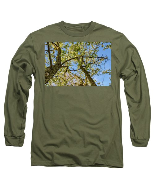 Up A Tree Long Sleeve T-Shirt