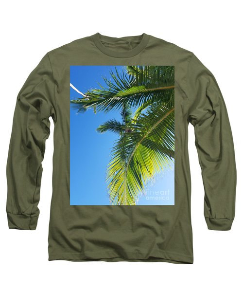 Up-palm Long Sleeve T-Shirt