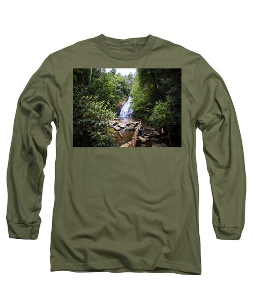 Upper Helton Falls Long Sleeve T-Shirt