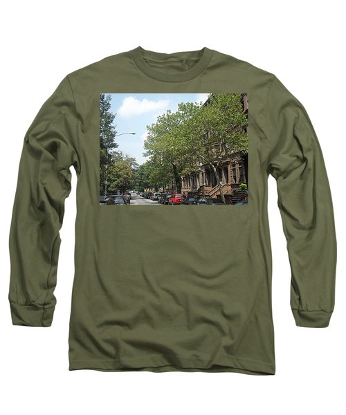 Uptown Ny Street Long Sleeve T-Shirt
