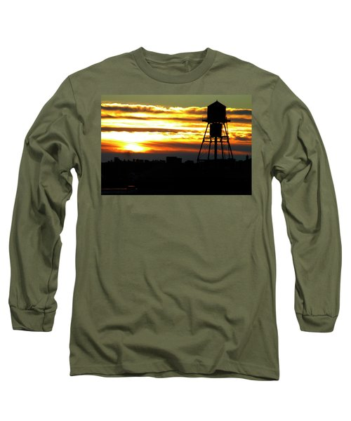 Urban Sunrise Long Sleeve T-Shirt