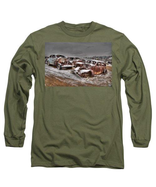 Used Up Long Sleeve T-Shirt