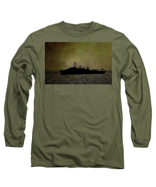 Uss Ponce Lpd-15 Long Sleeve T-Shirt