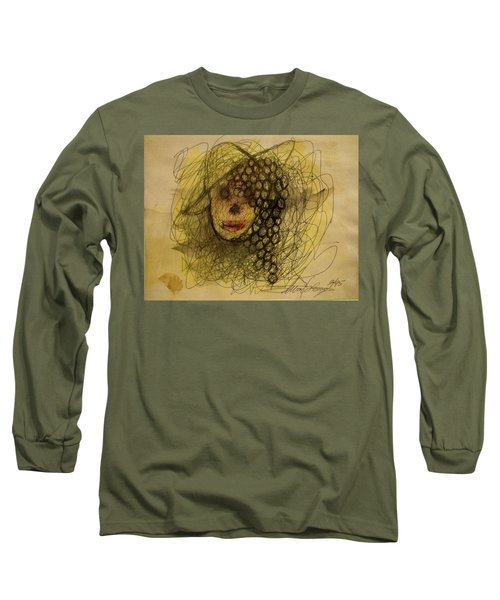 Uva Queen Of The Grapes Long Sleeve T-Shirt