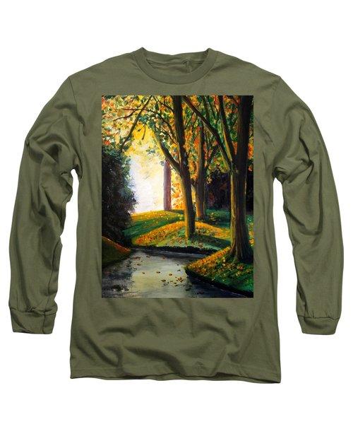 Vale Park  Long Sleeve T-Shirt