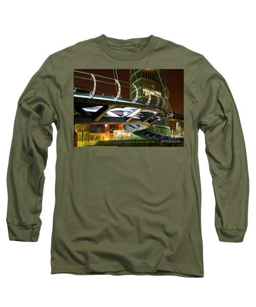 Valentines Bridge, Bristol Long Sleeve T-Shirt