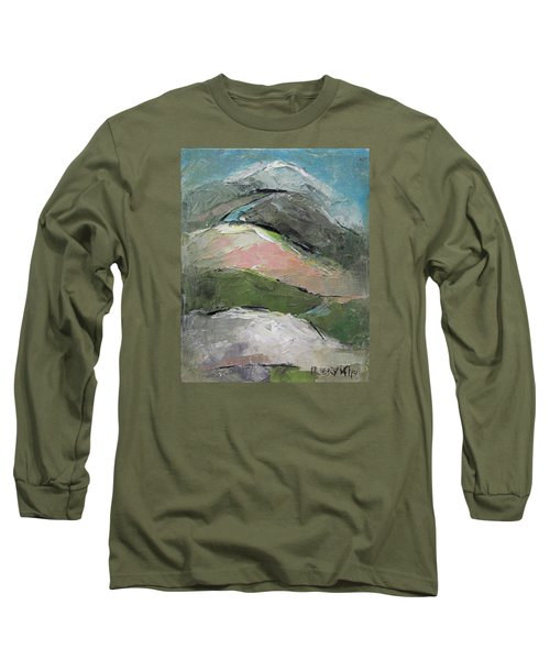 Valley Long Sleeve T-Shirt by Becky Kim