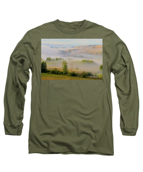 Valley Blanket Long Sleeve T-Shirt