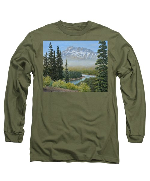 Valley Floor Long Sleeve T-Shirt