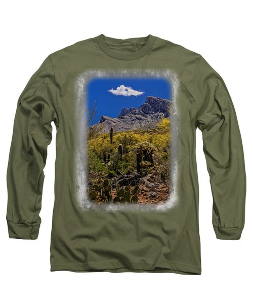 Valley View No.4 Long Sleeve T-Shirt