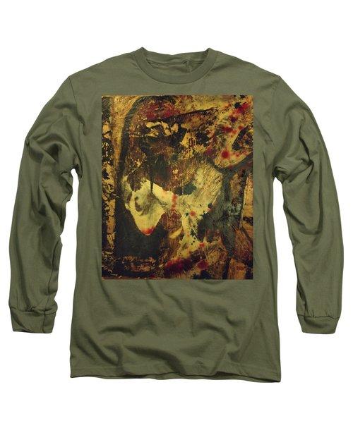 Van Gogh's Ear Long Sleeve T-Shirt
