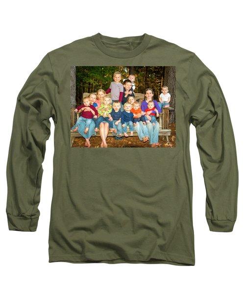 Vandoren 6560 Long Sleeve T-Shirt