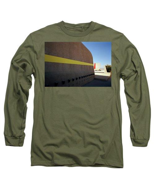 Varini And Le Corbusier  Long Sleeve T-Shirt