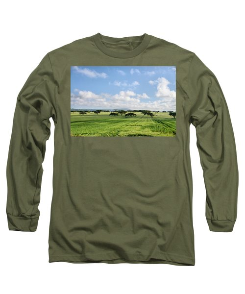 Vegetation Long Sleeve T-Shirt