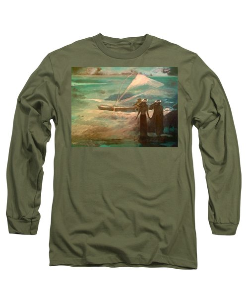 Vento Alle Hawaii Long Sleeve T-Shirt