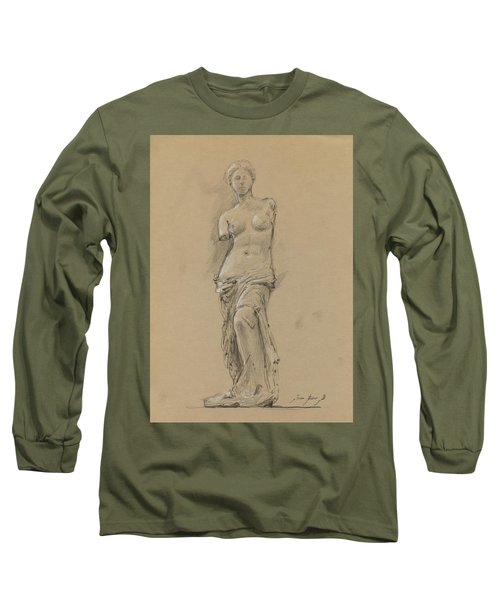 Venus De Milo Long Sleeve T-Shirt