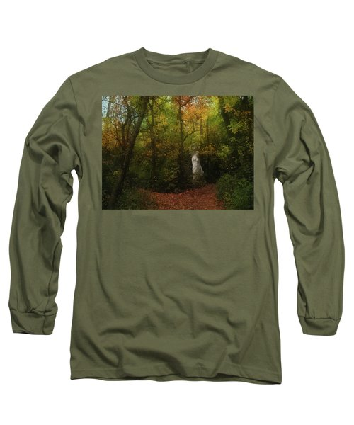 Venus Of The Woodland Long Sleeve T-Shirt