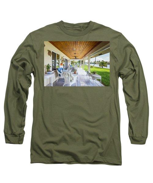 Veranda Long Sleeve T-Shirt