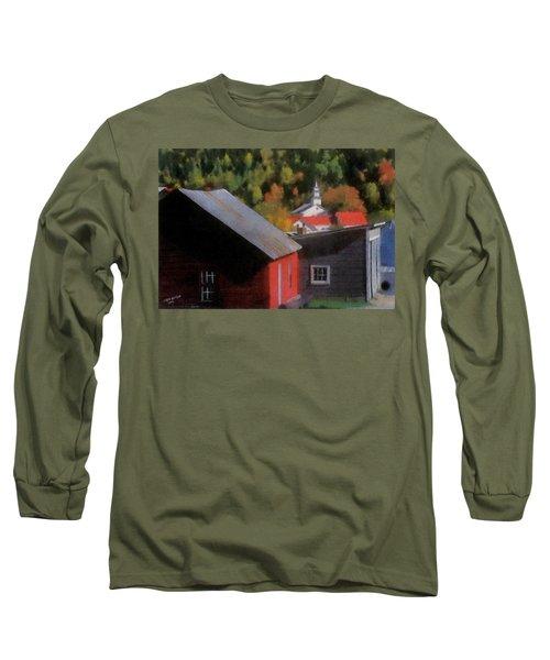 Vermont Again Long Sleeve T-Shirt