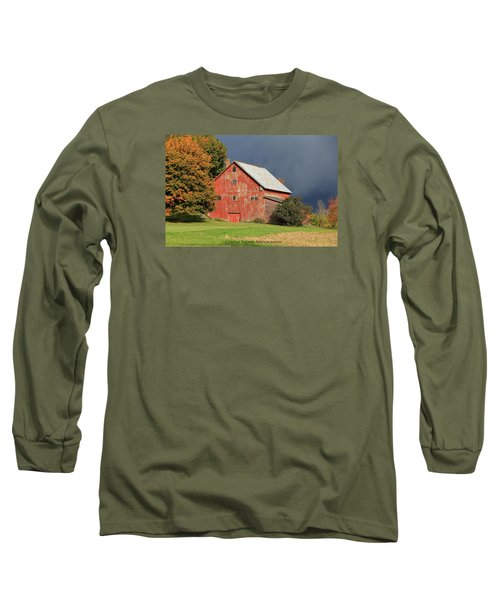 Vermont Farm Long Sleeve T-Shirt