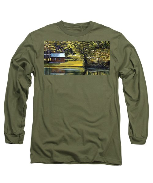 Vermont Greens Long Sleeve T-Shirt