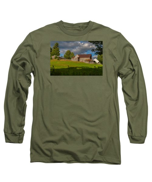 Vermont Hilltop Farm Long Sleeve T-Shirt