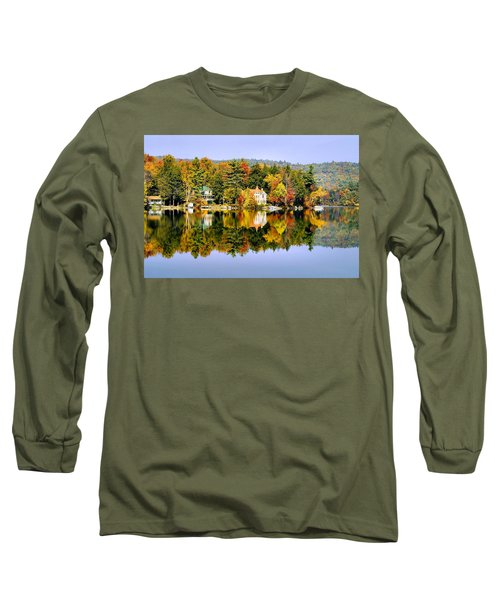 Vermont Reflections Long Sleeve T-Shirt