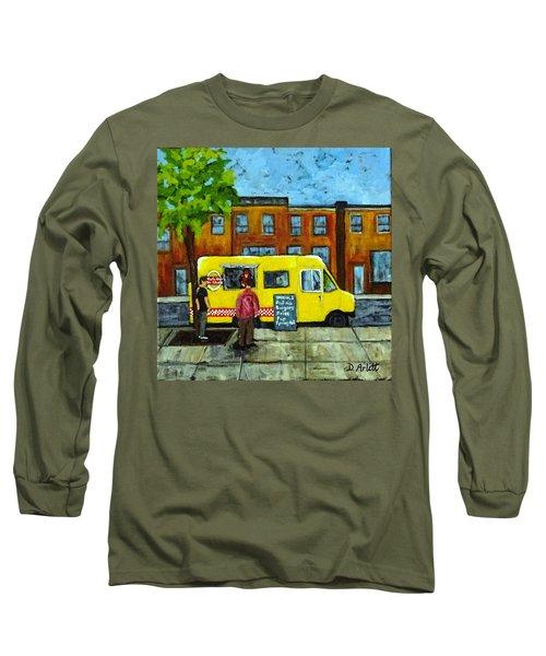 Vesta Lunch Long Sleeve T-Shirt